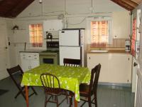 <h2>17. Cabin #5 kitchen </h2><p></p>