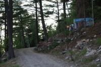 <h2>32. Road to tenting / camp sites 